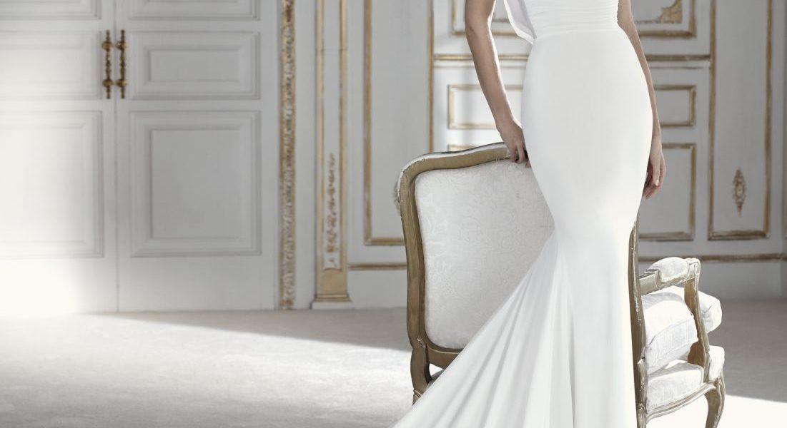 5fc7fc1063aa Wedding dress – La Sposa – PALPITO – Warsaw – Slubne.pl