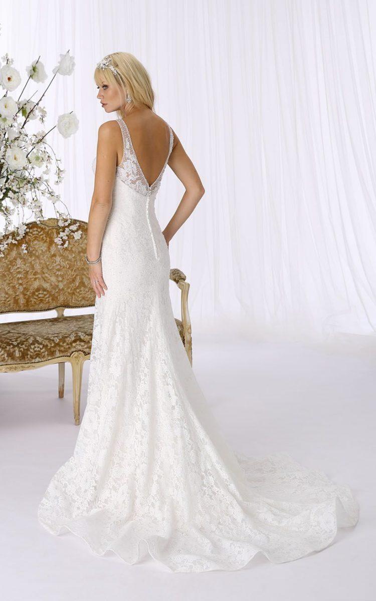 Wedding dress – Tres Chic – SN8229 – Warsaw – Slubne.pl