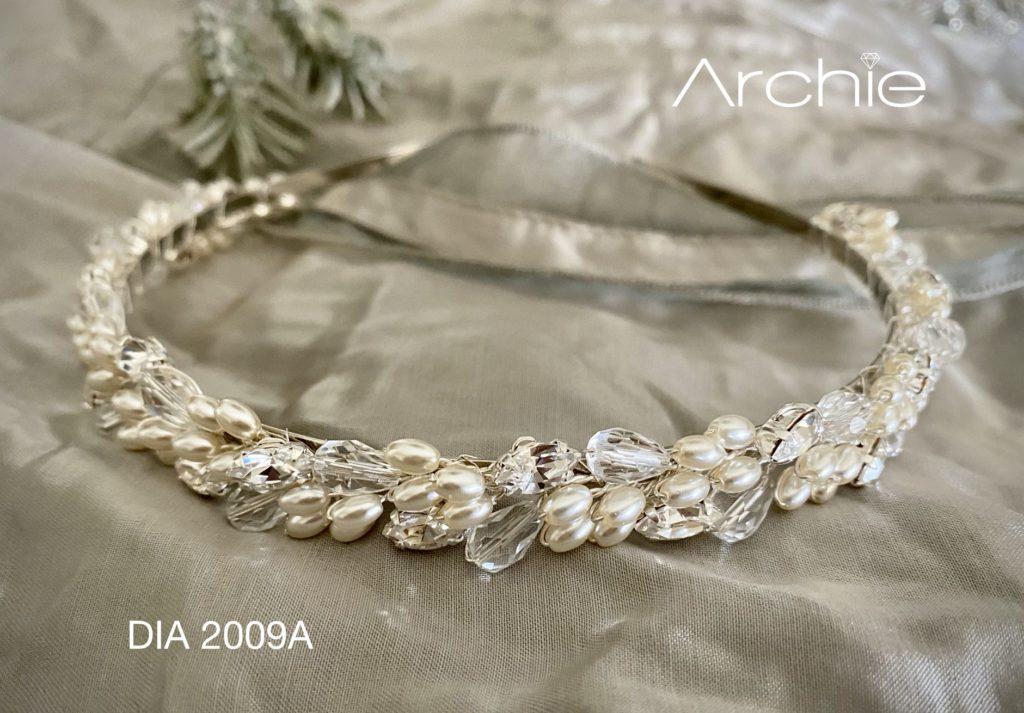 Biżuteria z pereł do sukni ślubnej