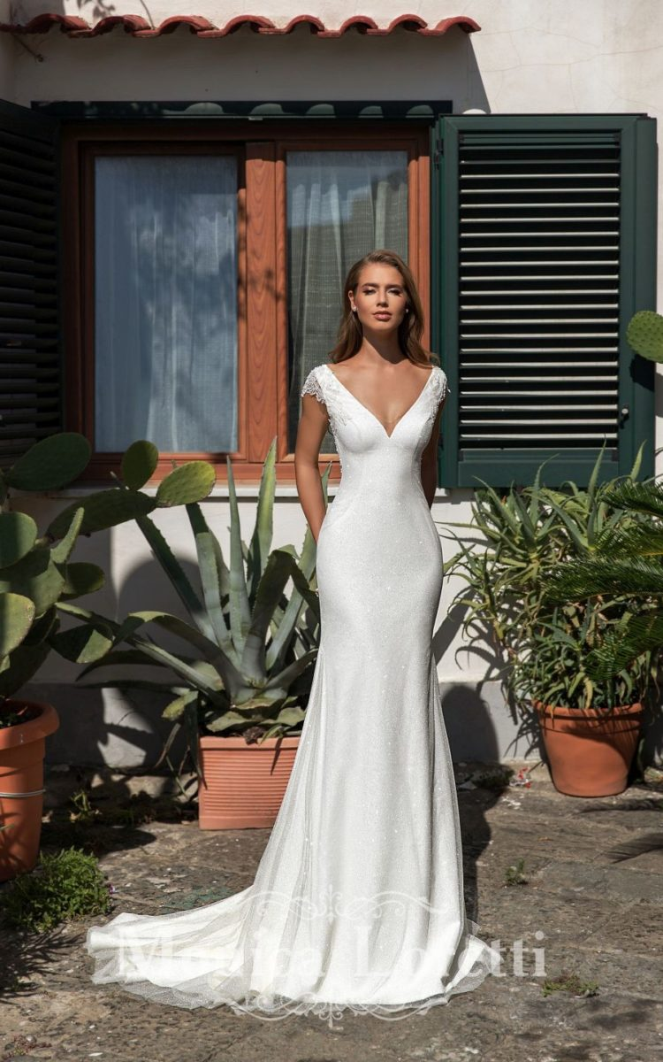 Suknia ślubna do ślubu cywilnego