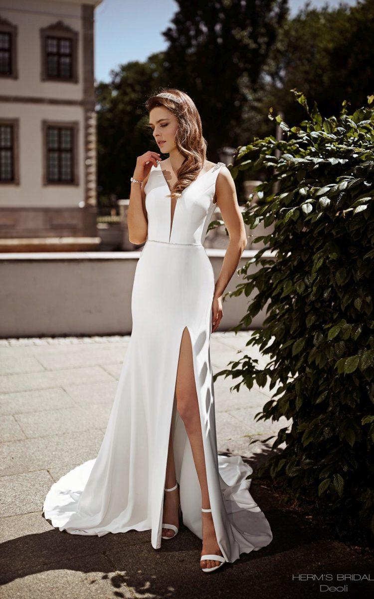 Suknia ślubna na ślub cywilny