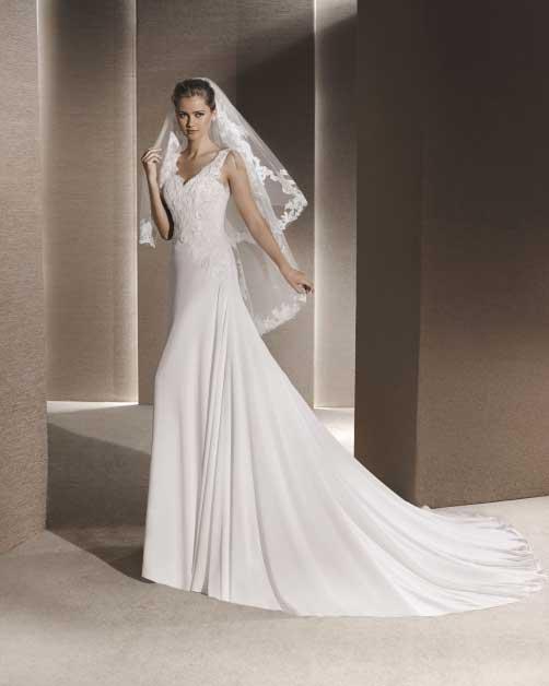 koronkowy welon do sukni ślubnej